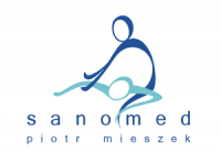 Sanomed logo